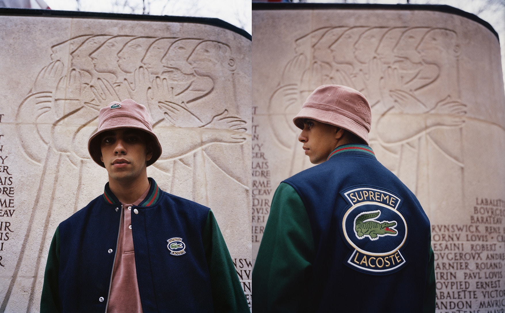 info for 5fef8 6437e Supreme x Lacoste Spring/Summer 2018 Collection | Dead Stock