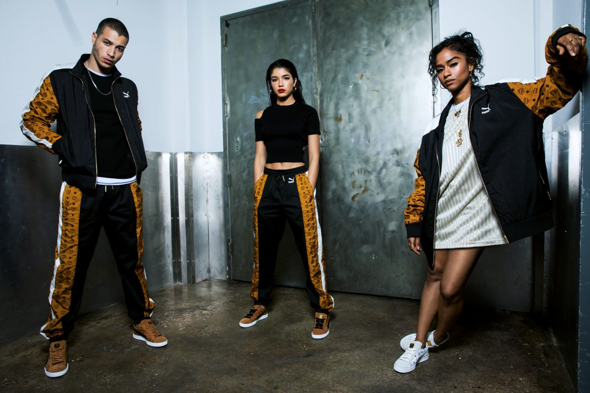 PUMA x MCM Limited Edition Collection | Dead Stock
