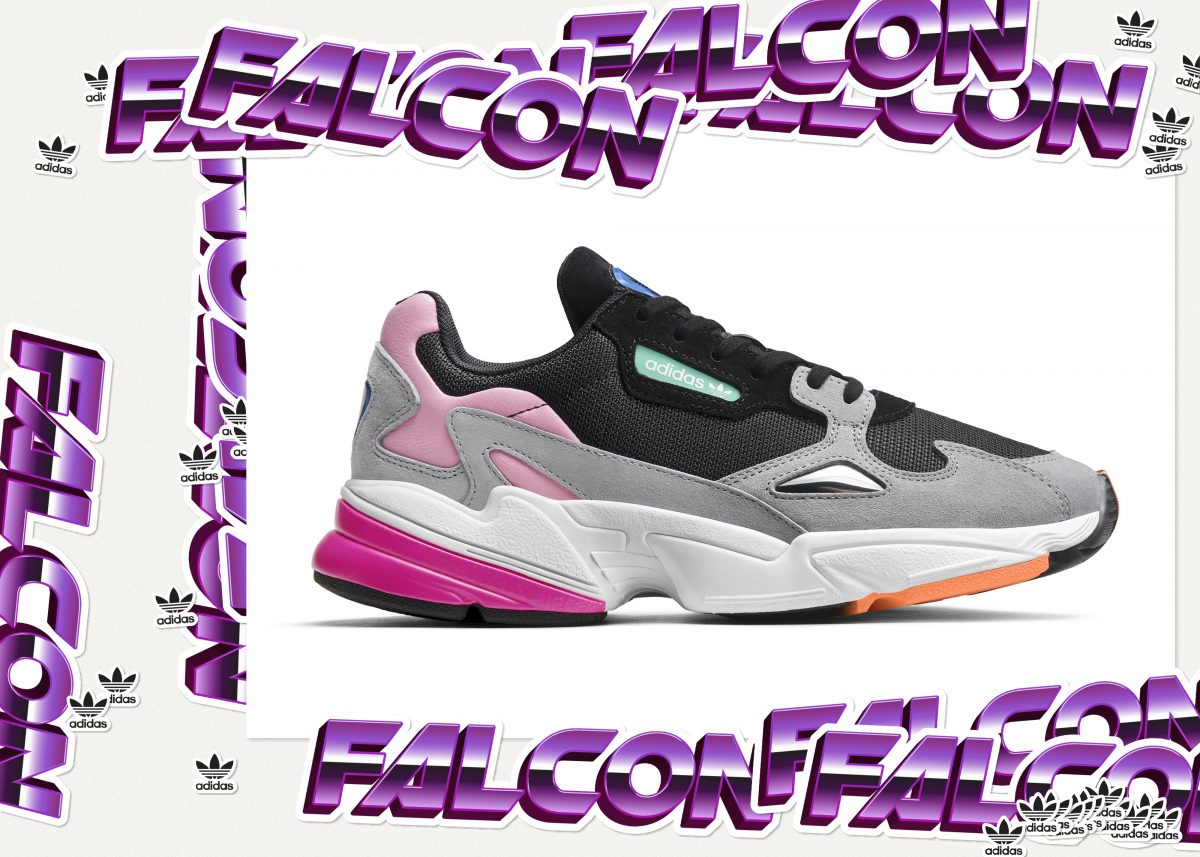 adidas Originals Falcon exklusiv für die Ladies | Dead Stock