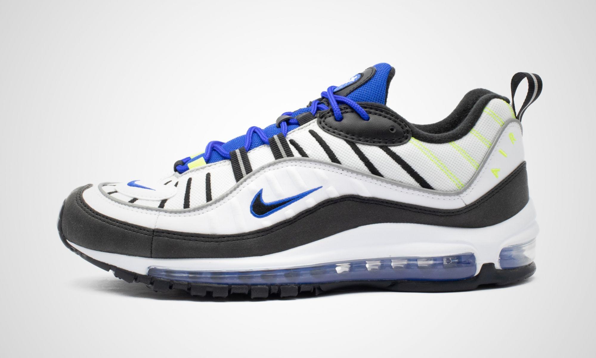 Nike Air Max 98 Racer blau