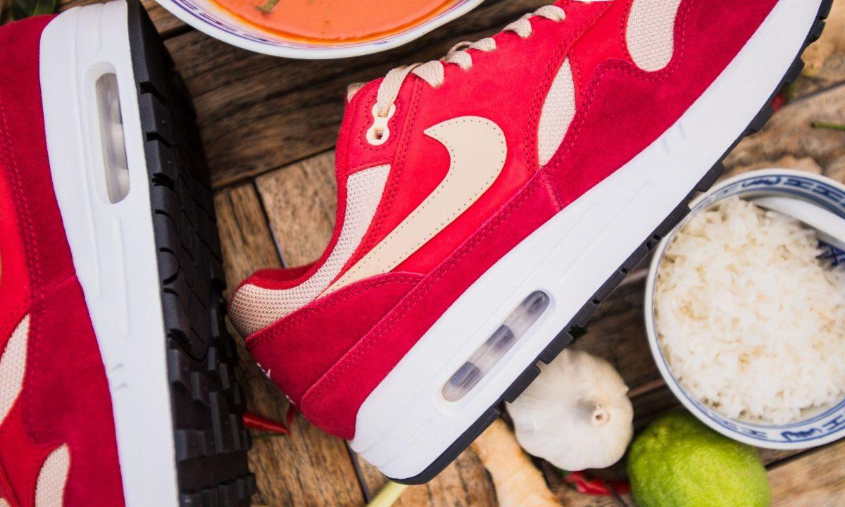 Nike Air Max 1 Premium Retro Red Curry | Dead Stock Sneakerblog