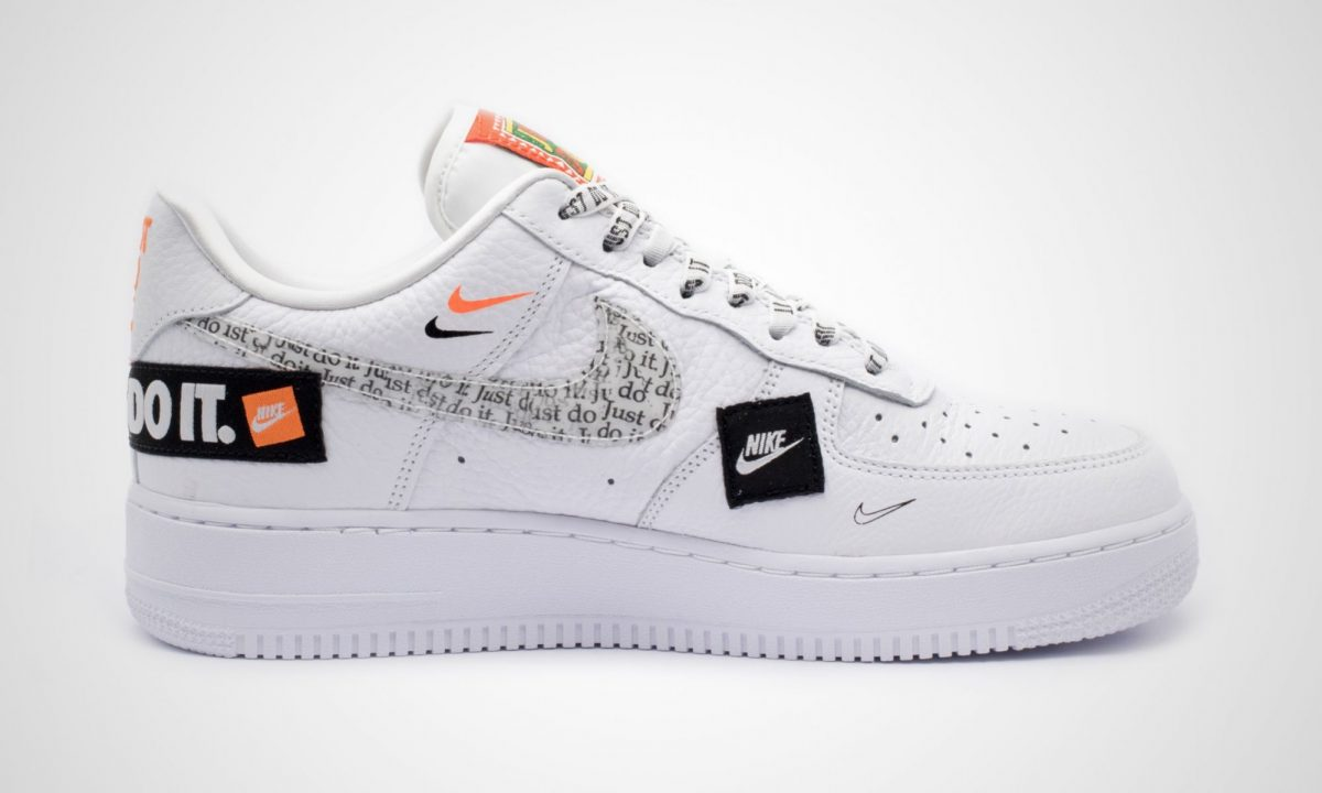nike air force 1 07 premium just do it pack wei dead. Black Bedroom Furniture Sets. Home Design Ideas