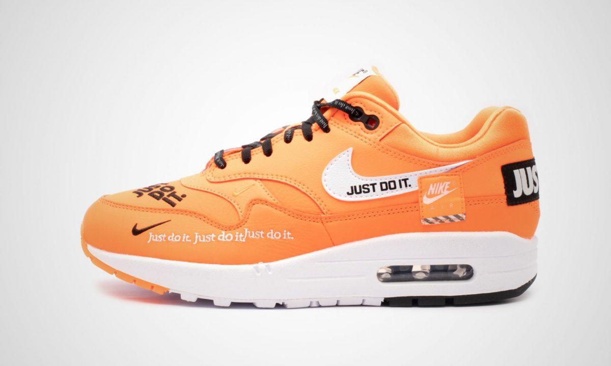Nike WMNS Air Max 1 Lux ´Orange' 917691 800  917691 800