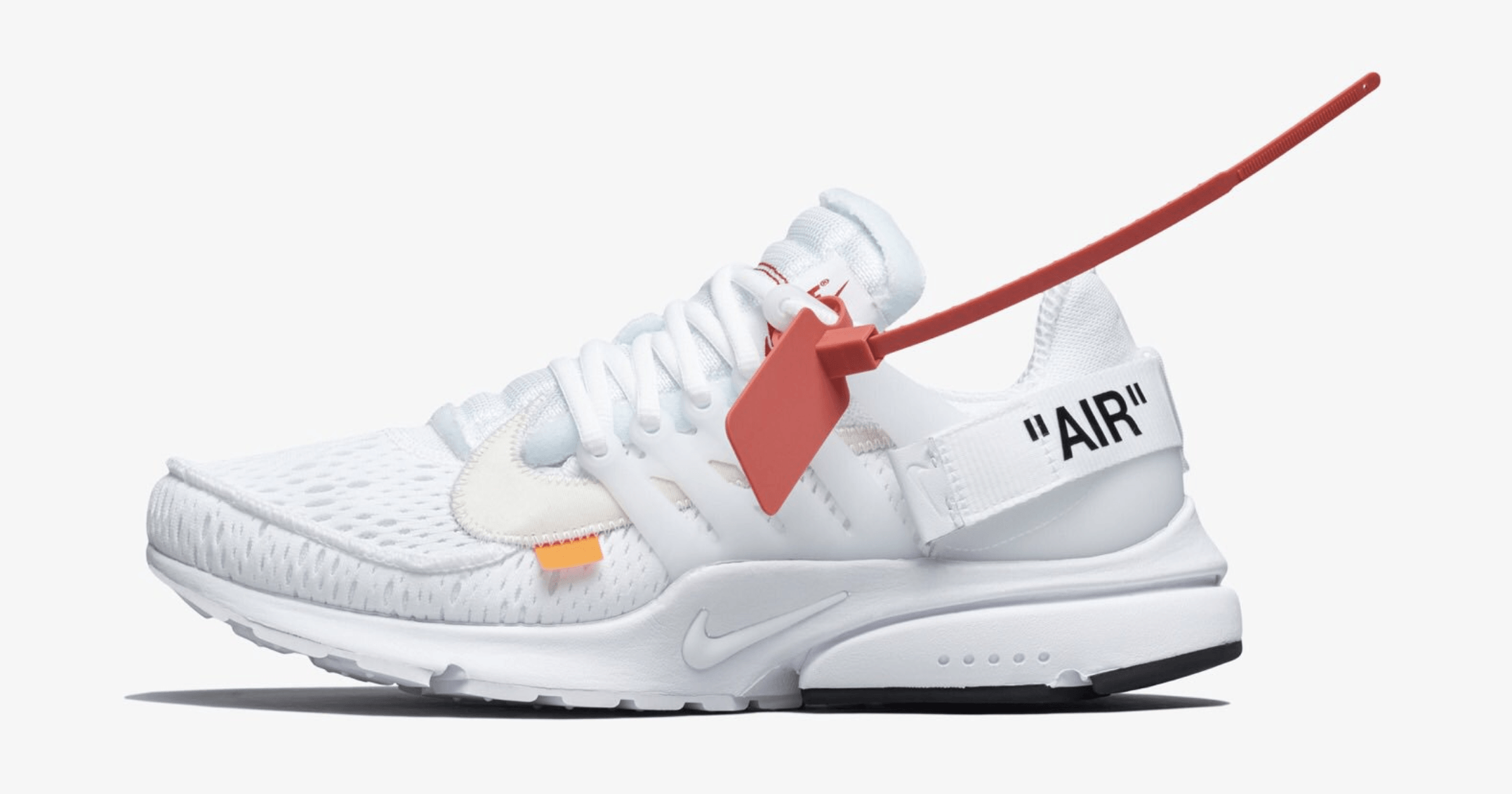 so cheap sale online cute cheap OFF-WHITE x Nike Air Presto White | Alle Release-Infos ...
