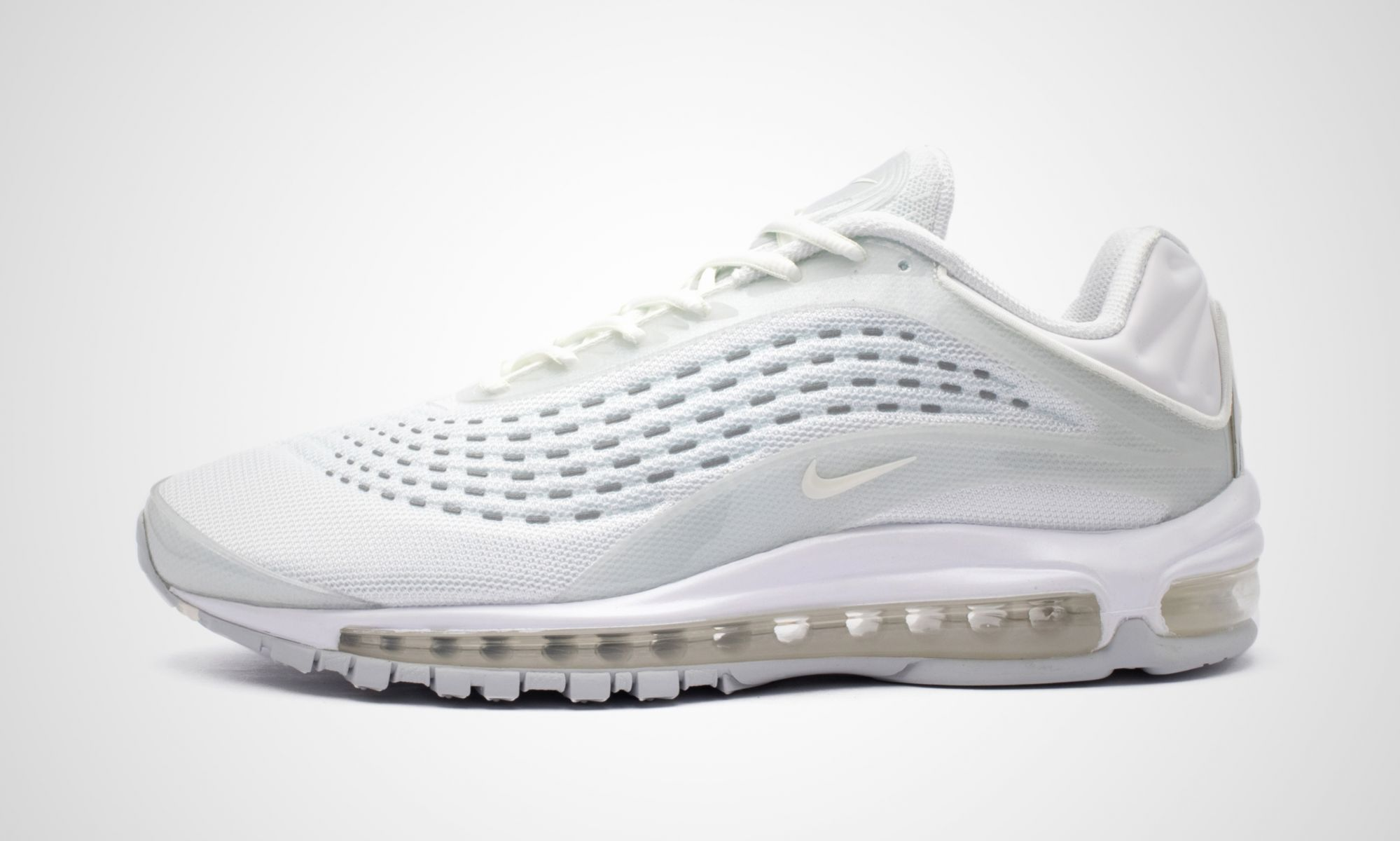 Nike Air Max Deluxe All White