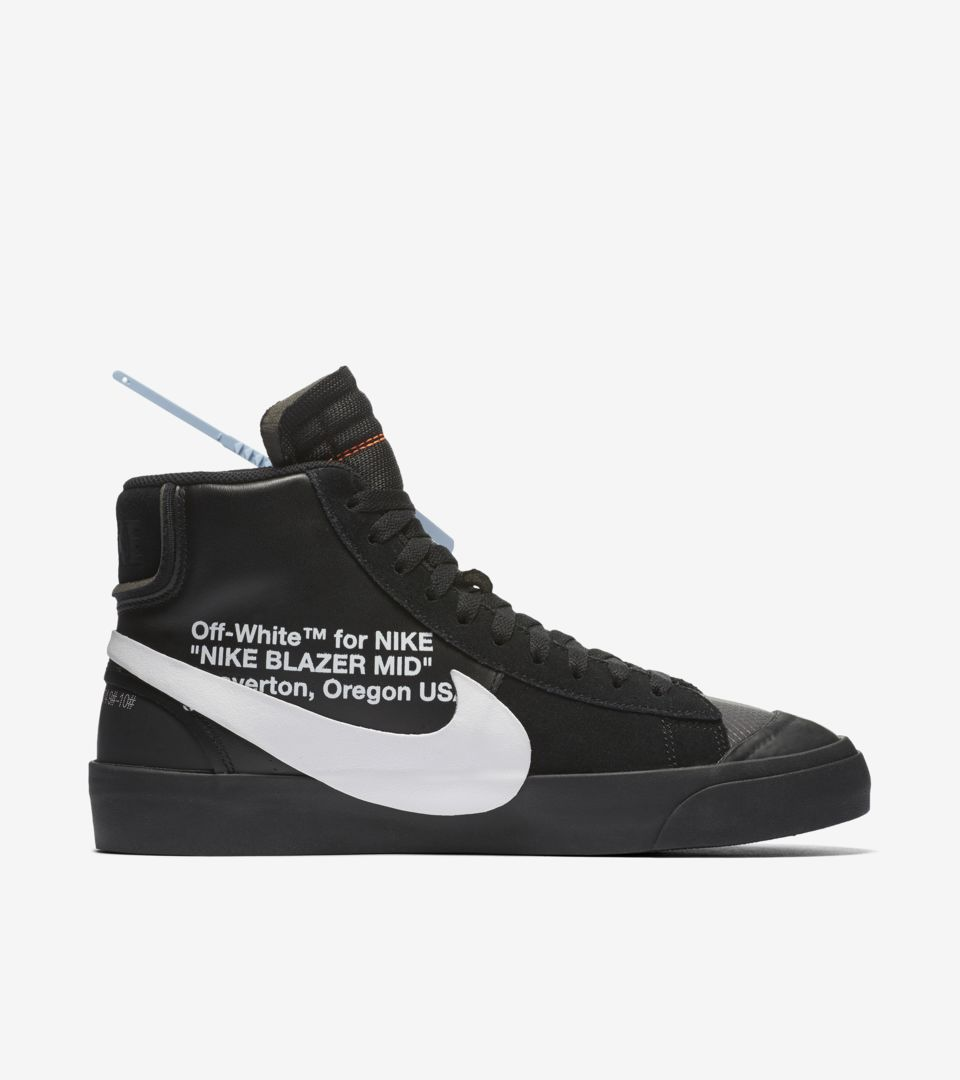 OFF-WHITE x Nike Blazer Studio Grim Reaper