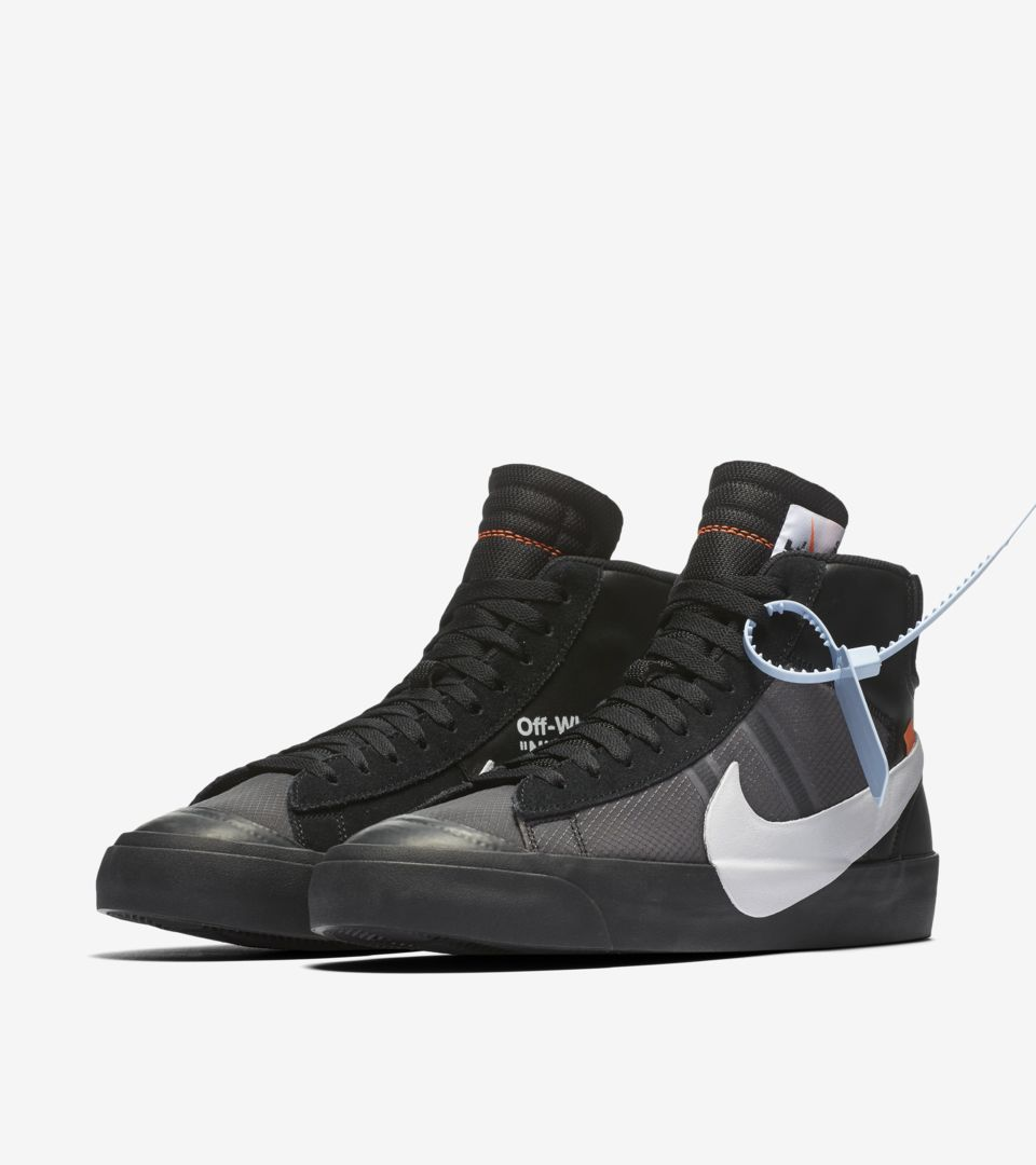 Grim ReaperAlle OFF Blazer x Studio WHITE Nike Release tdQCshxrB