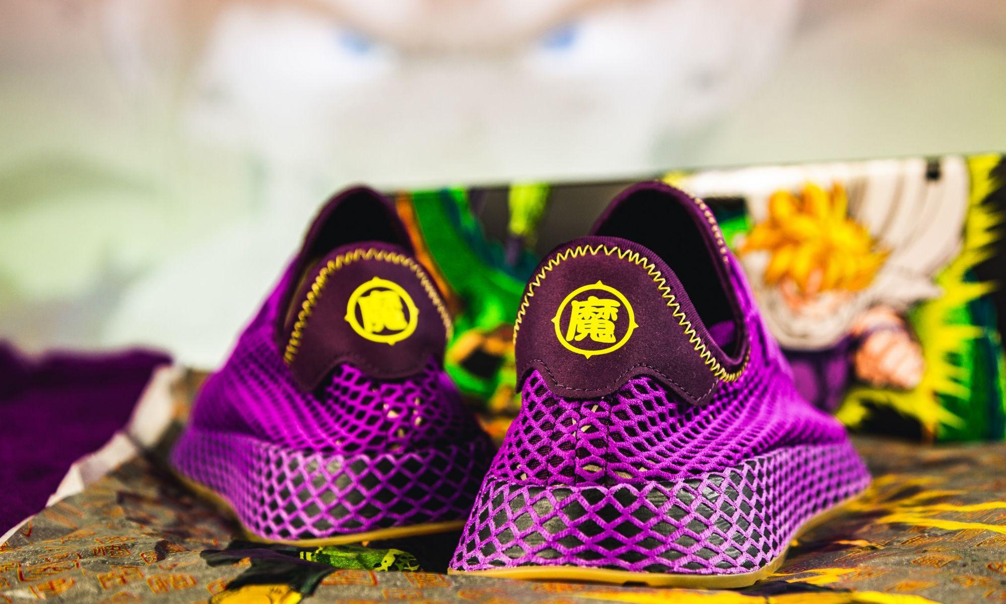 adidas Deerupt Dragonball Z Pack – Son Gohan