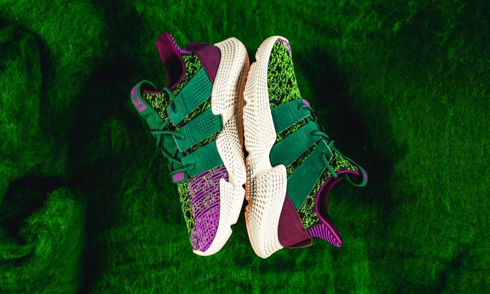 Prophere Dragonball Z CellDead Pack Stock Sneakerblog Adidas E2HID9