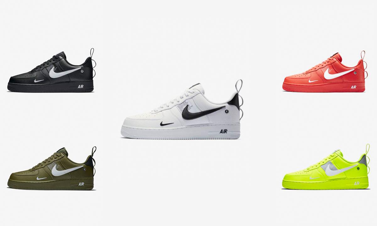 online österreich Nike Air Force 1 Utility Sneakers Grün www