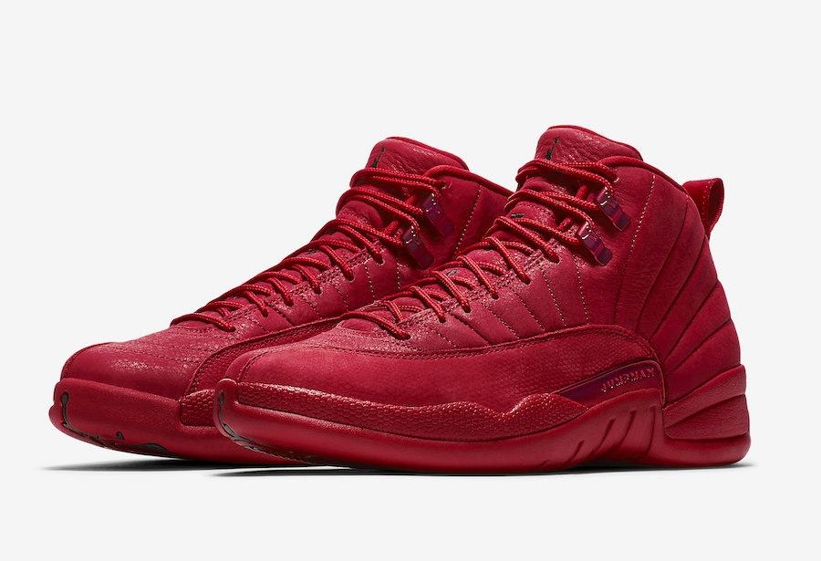 best sneakers 6fde8 e6115 Selbstverständlich werden im Laufe der nächsten Tage noch einige weitere  Stores hinzukommen, bei denen ihr den Nike Air Jordan 12 Gym Red auch noch  kaufen ...