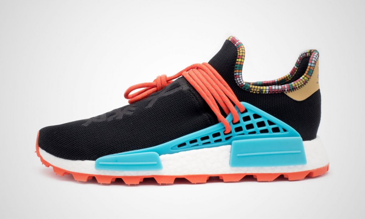 buying now outlet on sale look out for Pharrell Williams x Adidas Solar HU NMD Inspiration Pack Black
