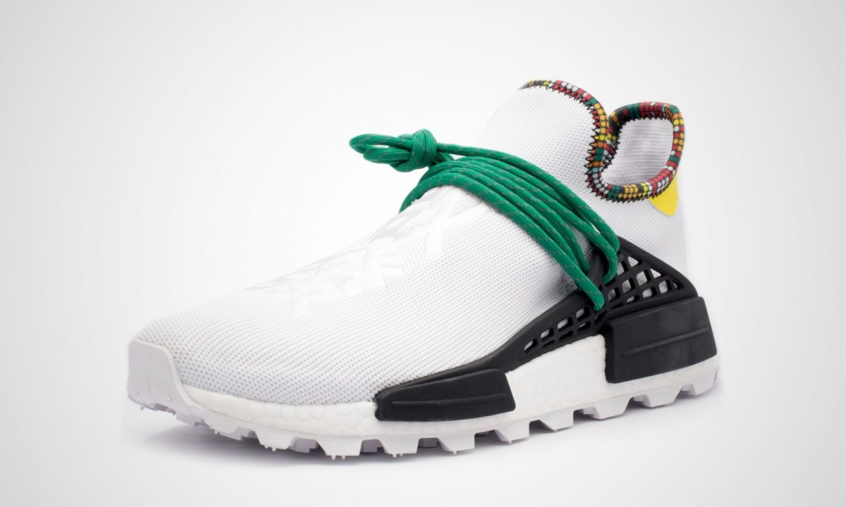 Pharrell Williams X Adidas Solar Hu Nmd Inspiration Pack