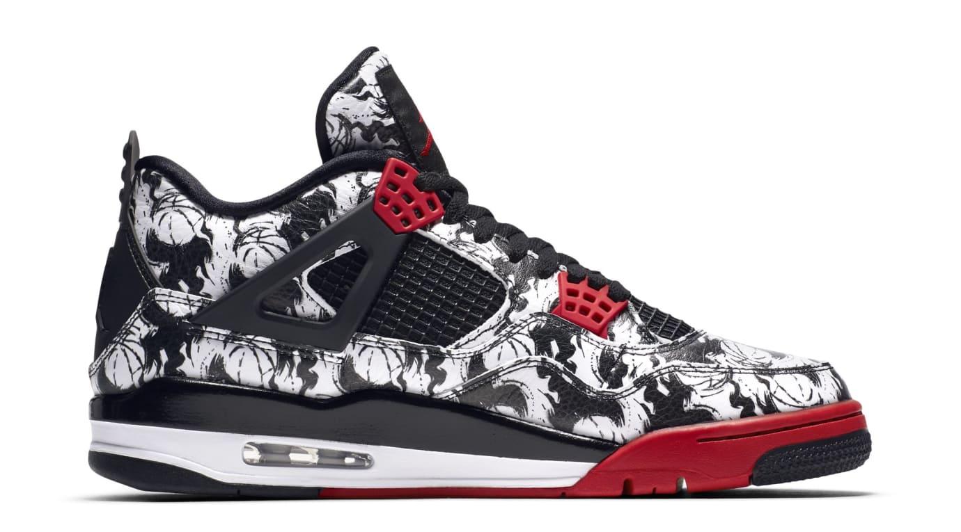 Nike Air Jordan 4 Retro Tattoo