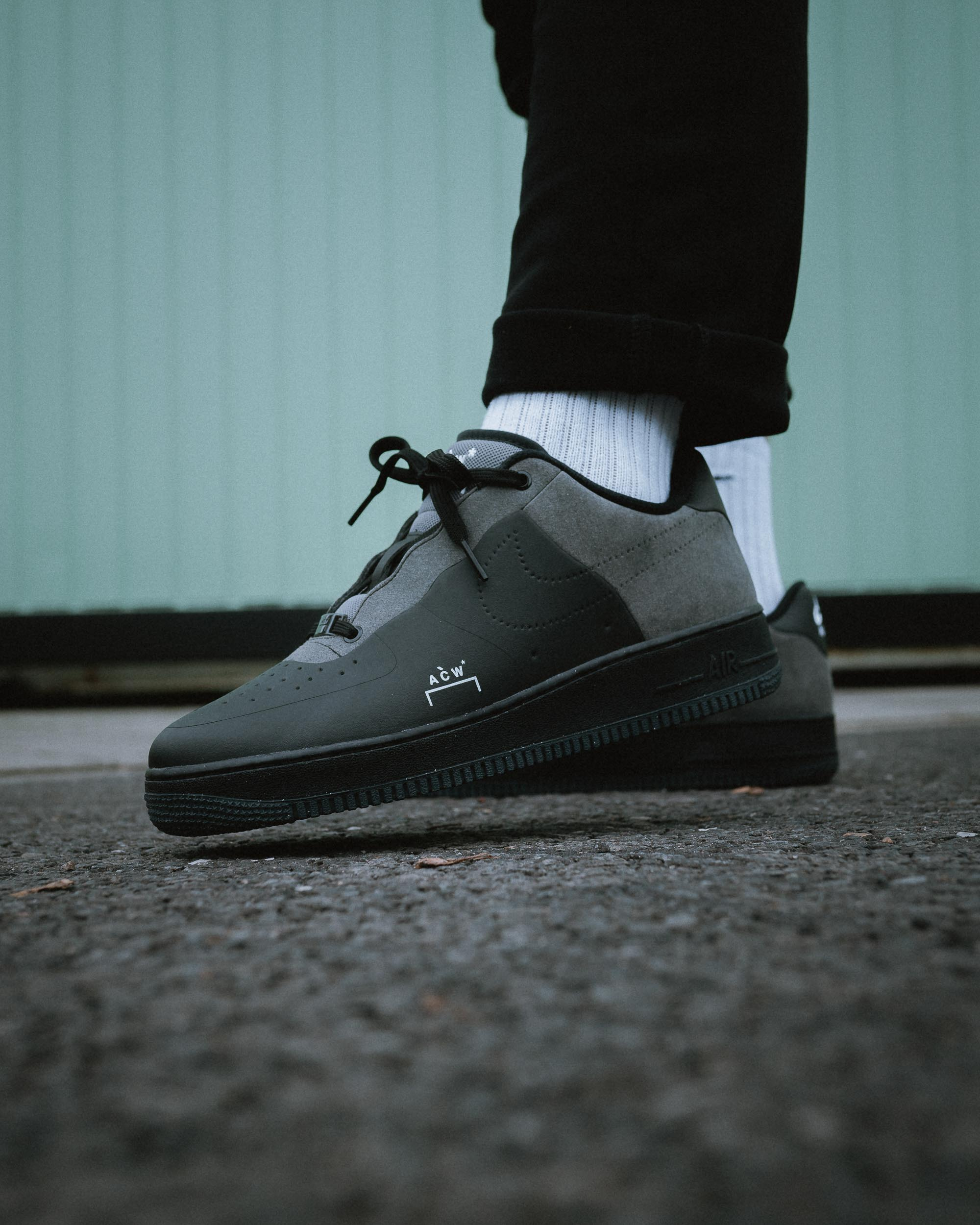 Nike x A-COLD-WALL* Air Force 1 - on