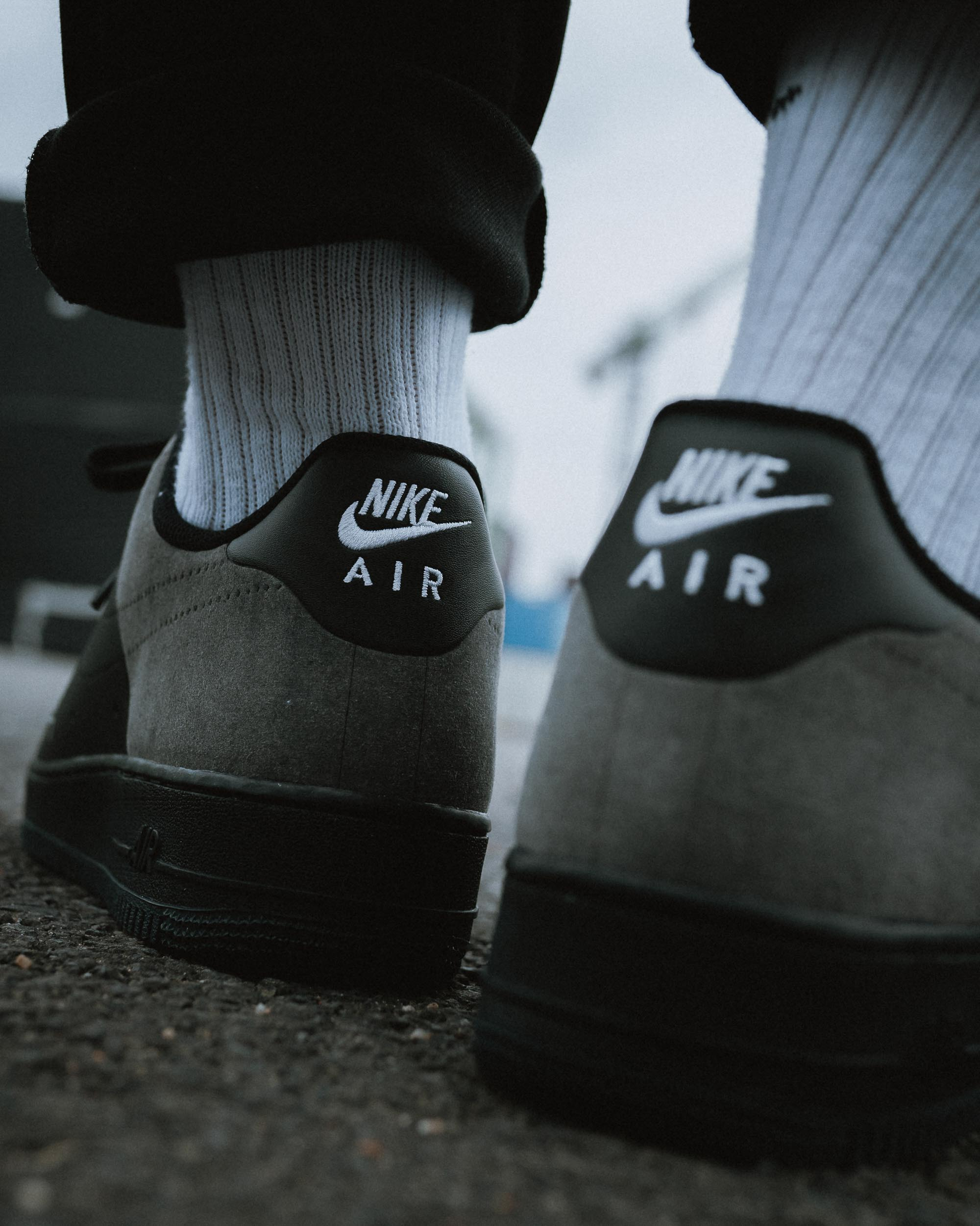 922d25dd5afa57 Nike x A-COLD-WALL  Air Force 1 - on feet