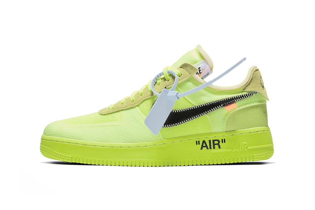 half price another chance buy cheap OFF-WHITE Nike Air Force 1 Low Volt