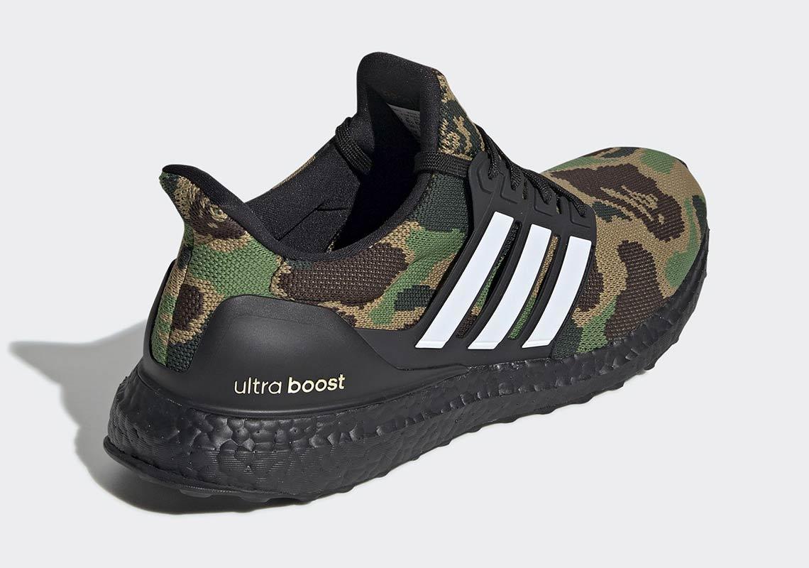 Stock UltraboostDead Bape Sneakerblog X Adidas KclJTF1