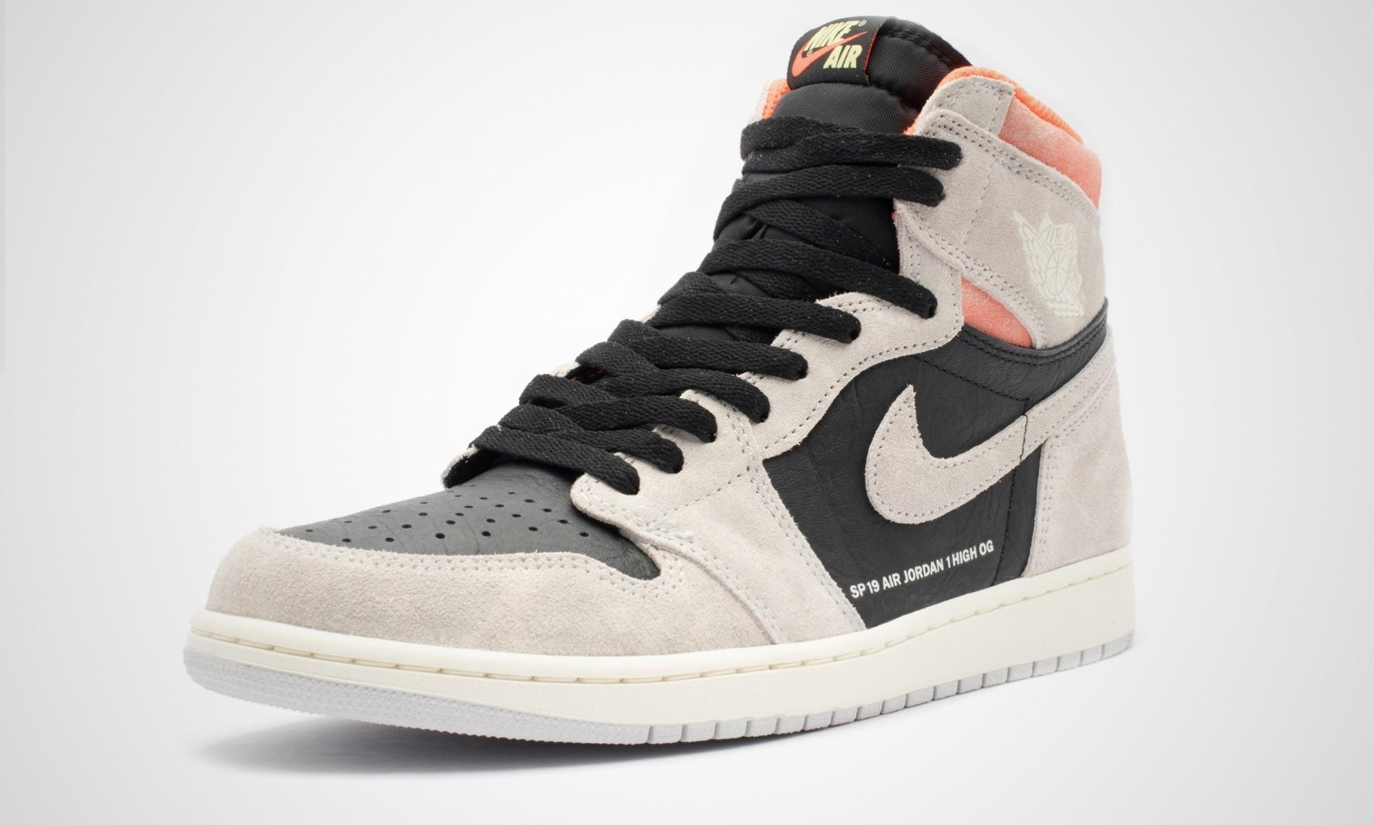 nike air jordan 1 hyper crimson dead stock sneakerblog