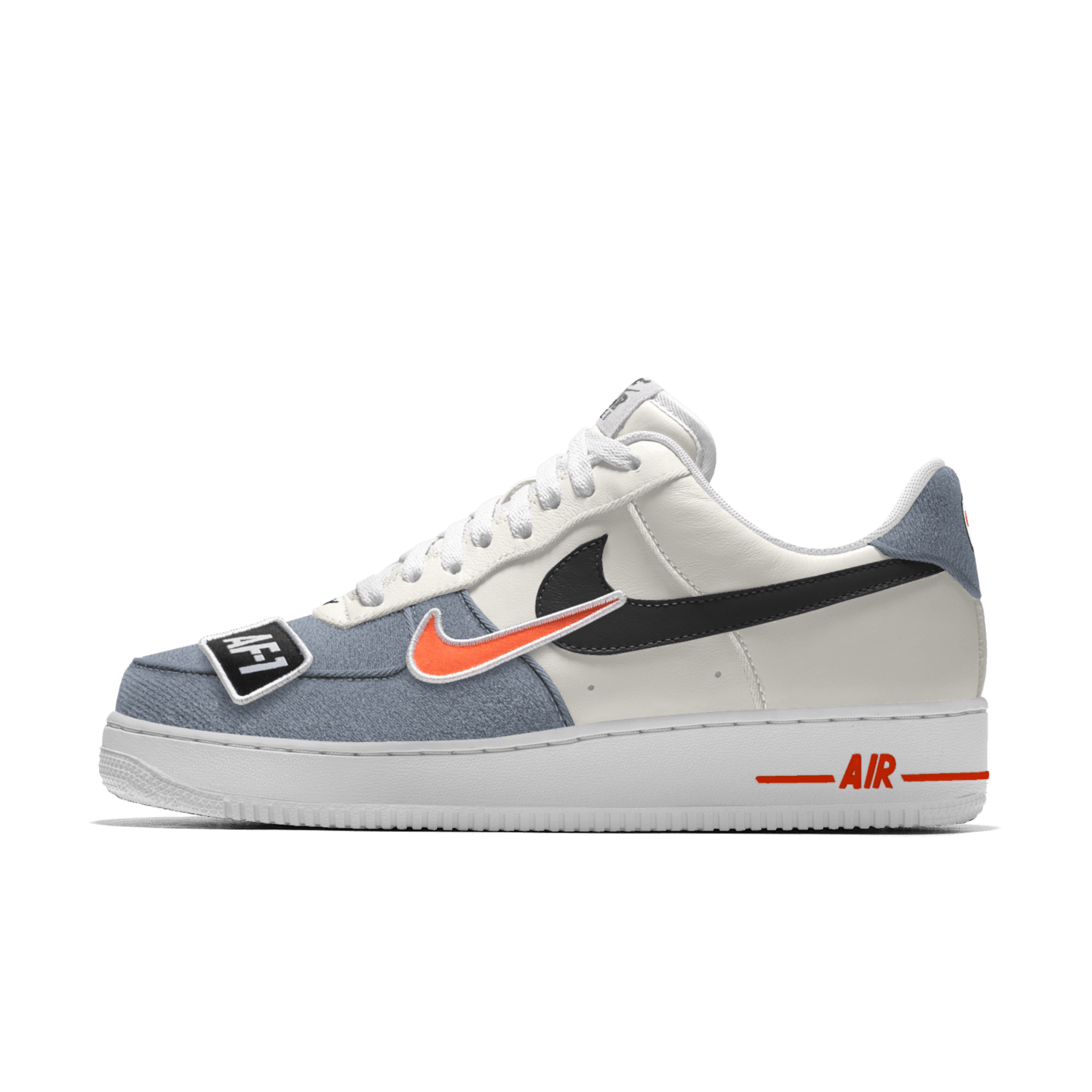 Nike Air Force 1 Patch Nike iD | Alle Release Infos | Dead