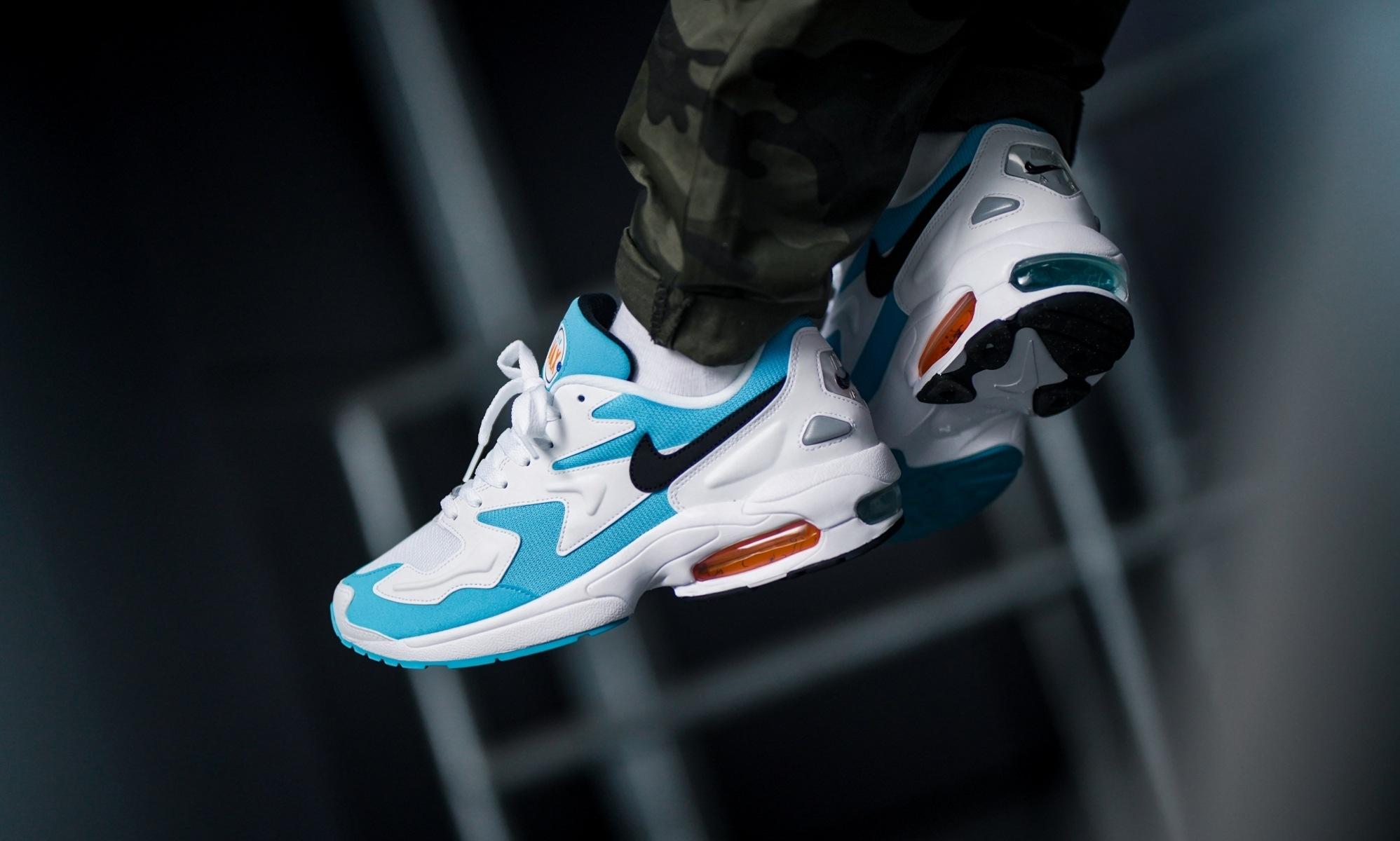 Nike Air Max 2 Light Blue Lagoon