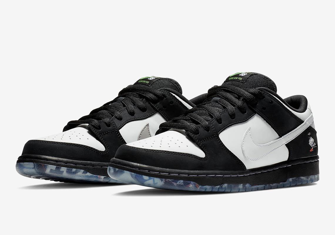 Nike SB Dunk Low Pro Panda Pigeon | Dead Stock Sneakerblog