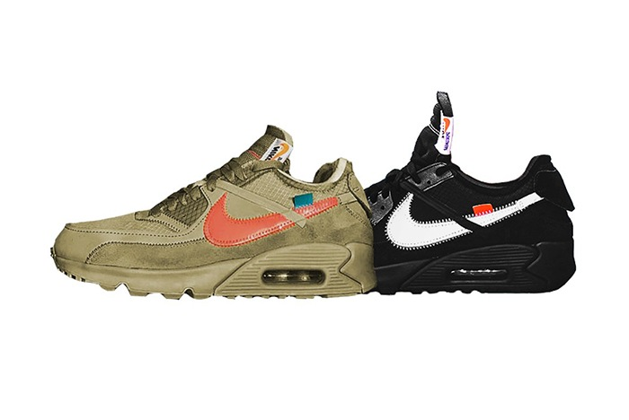 OFF WHITE x Nike Air Max 90 2019: Where to Buy Today