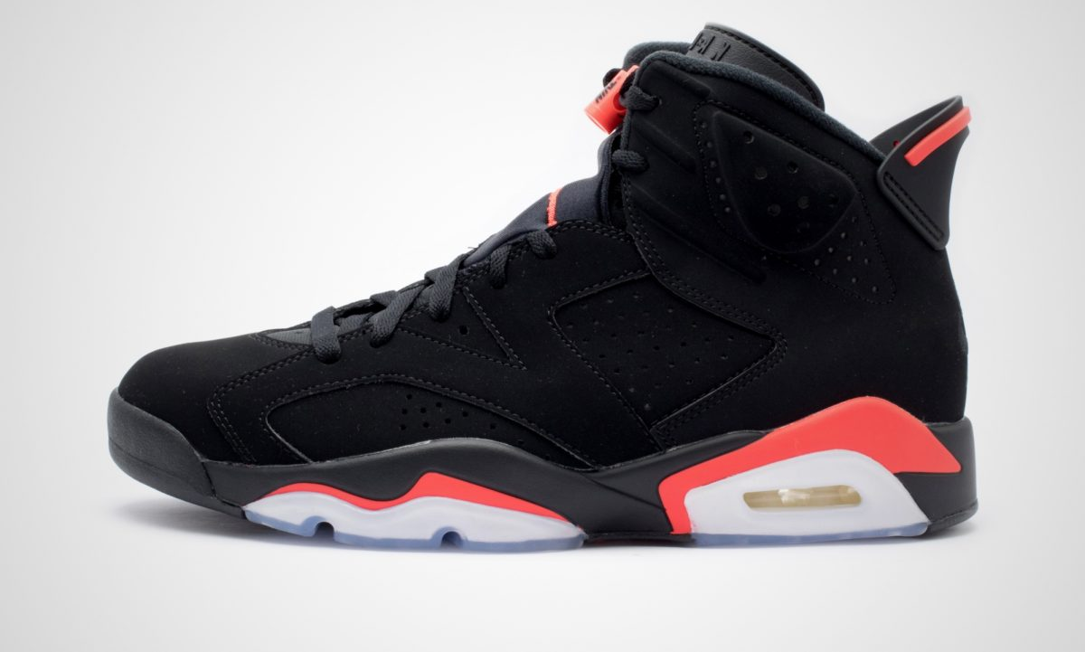 famous brand quite nice thoughts on Nike Air Jordan 6 Retro Black Infrared