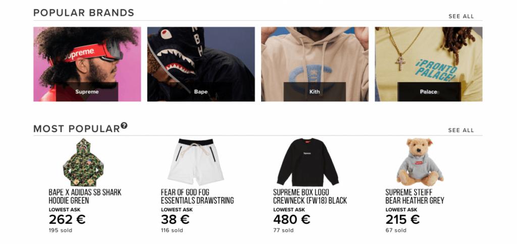 stockx kaufen