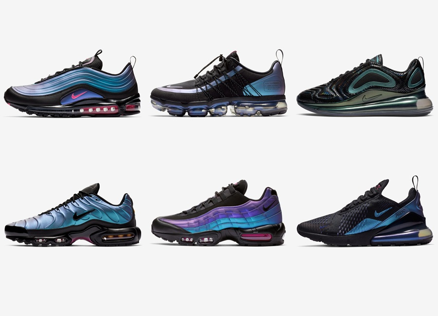 Nike Throwback Future Pack | Alle Release Infos | Dead Stock