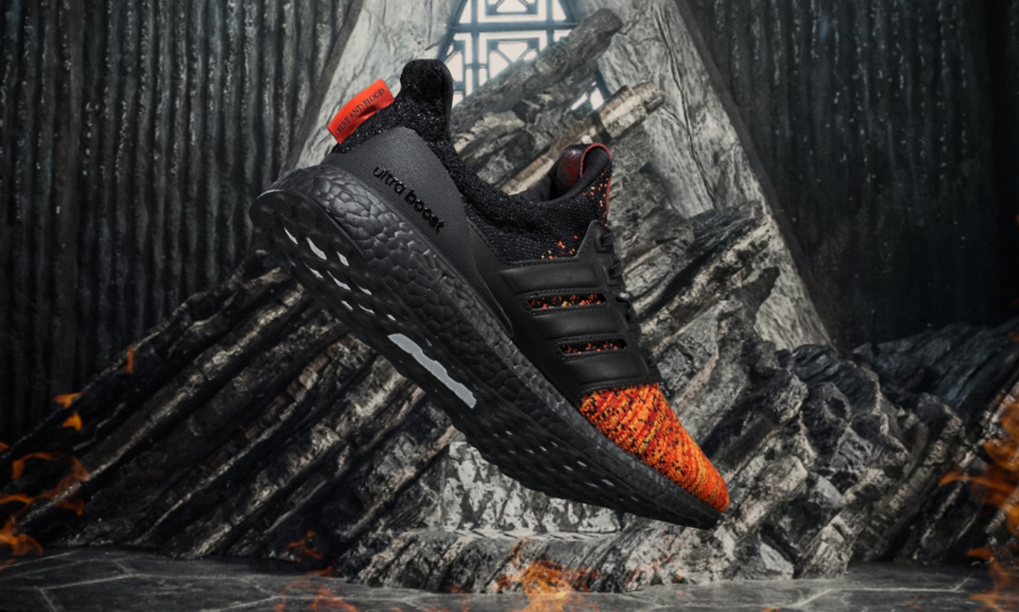 86529a1e4 Adidas X Game Of Thrones Ultra Boost Targaryen Dead Stock Sneakerblog