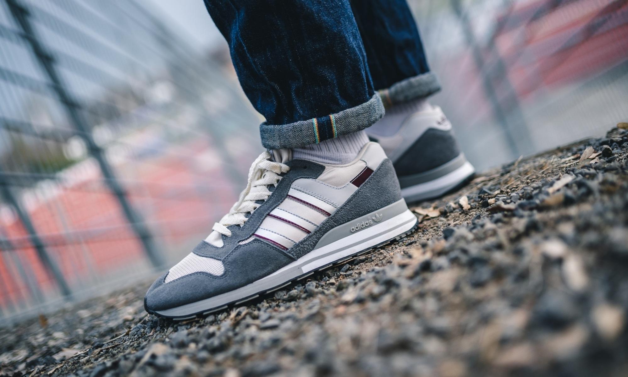 adidas ZX530 SPZL Grey Four   Sneaker
