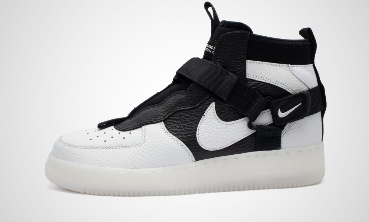Nike Air Force 1 Utility Mid Off White | Sneaker Releases