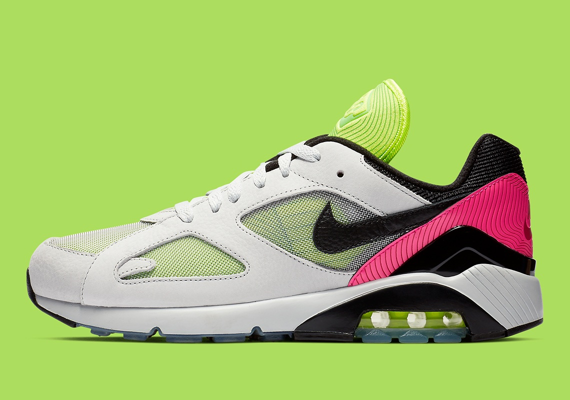 taille 40 953be 11fb4 Nike Air Max 180 BLN Hyper Pink