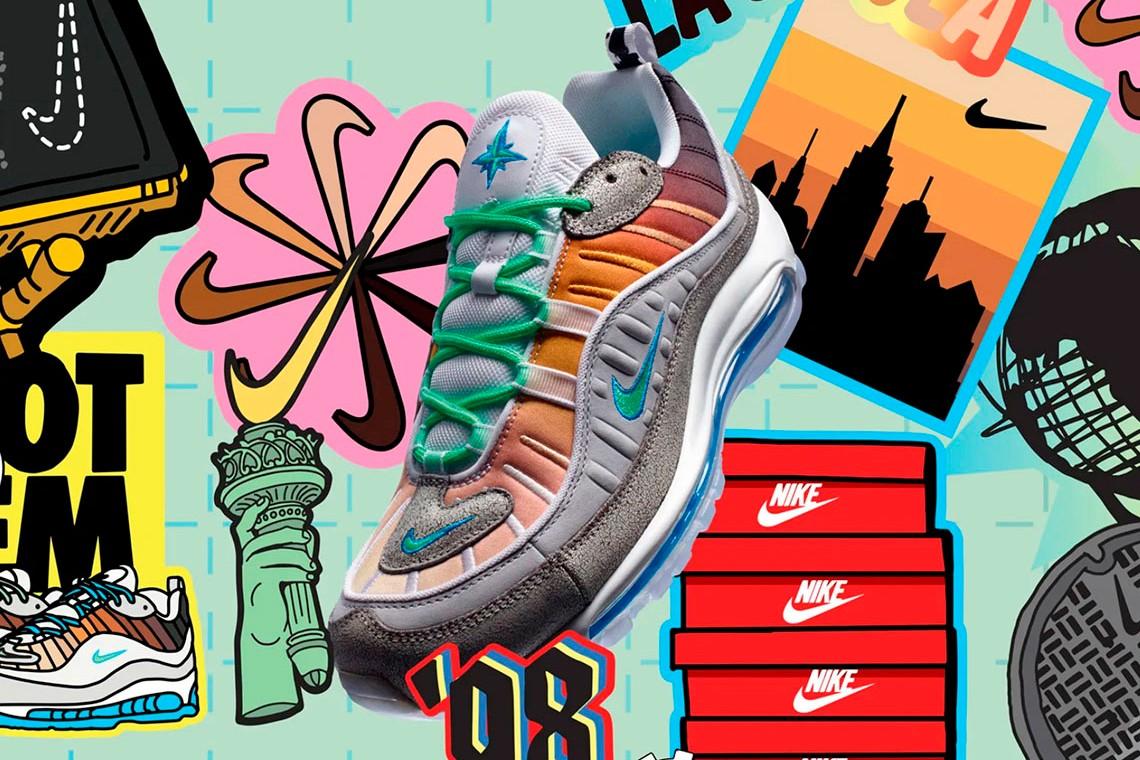 Nike On Air Collection alle Sneaker auf einem Blick | Dead