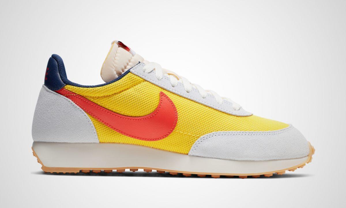 Nike Air Tailwind 79 Team Orange