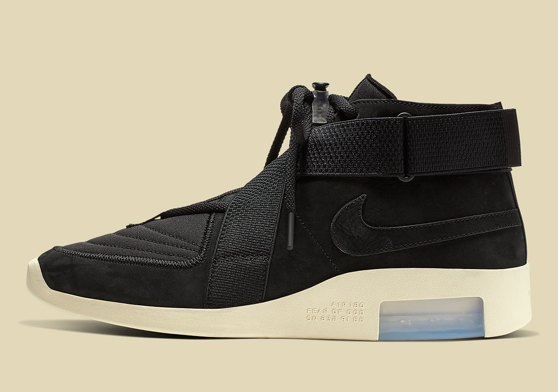 Nike Air Fear Of God Raid BlackFossil