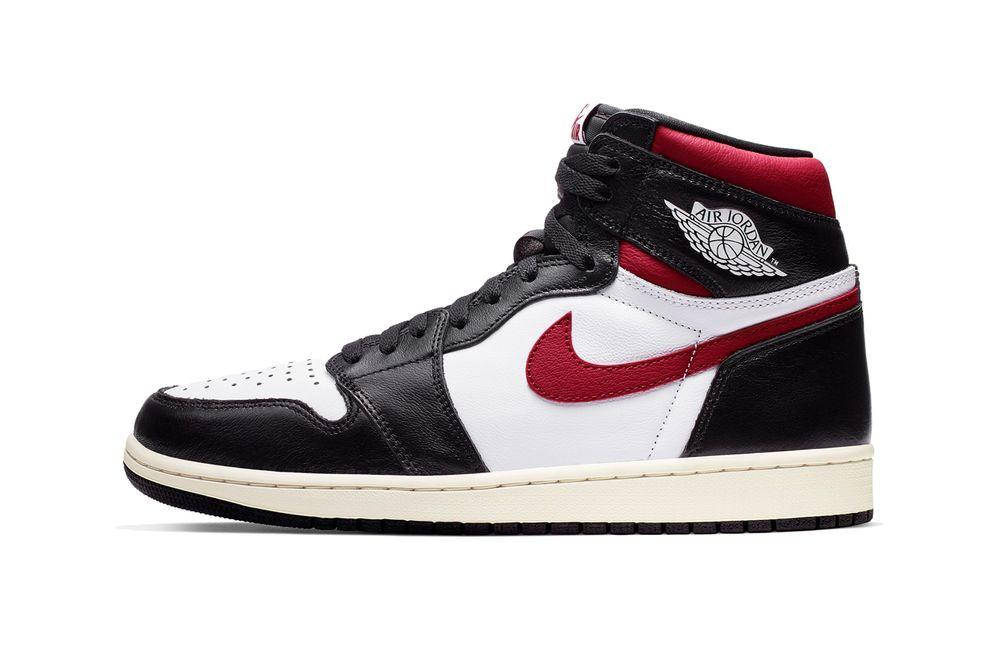 Nike Air Jordan 1 High OG Gym RedBlack