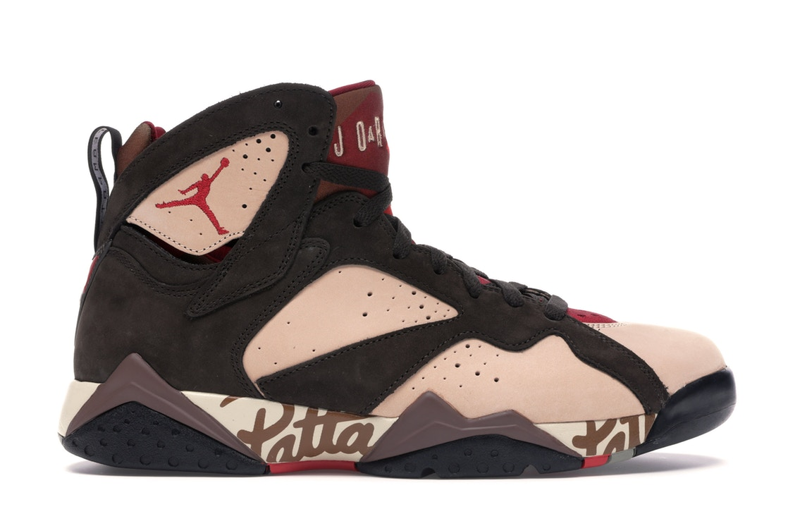 Nike Air Jordan 7 Patta