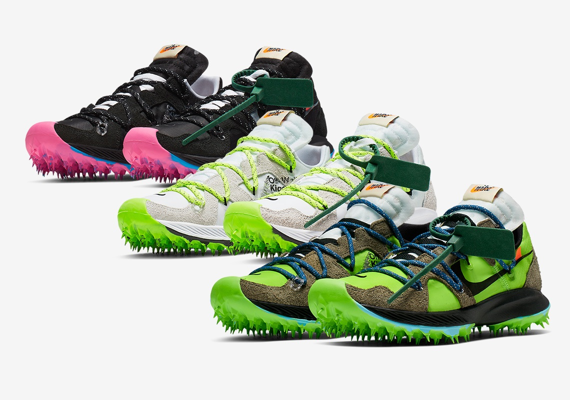 Off White x Nike Zoom Terra Kiger 5   Alle Release Infos