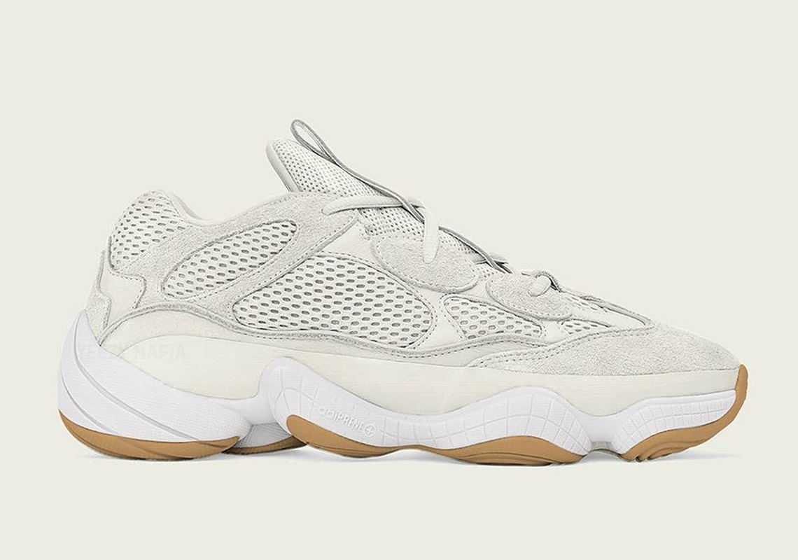 reputable site 3f0ef a379b adidas Yeezy 500 Bone White | Alle Release-Infos | Dead Stock