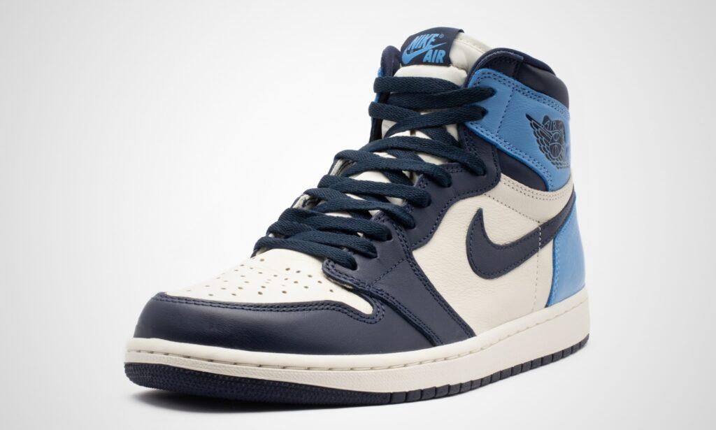 Nike Air Jordan 1 High OG UNC Obsidian