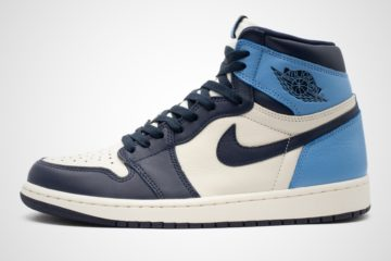 Nike Air Jordan 1 High OG UNC Obsidian