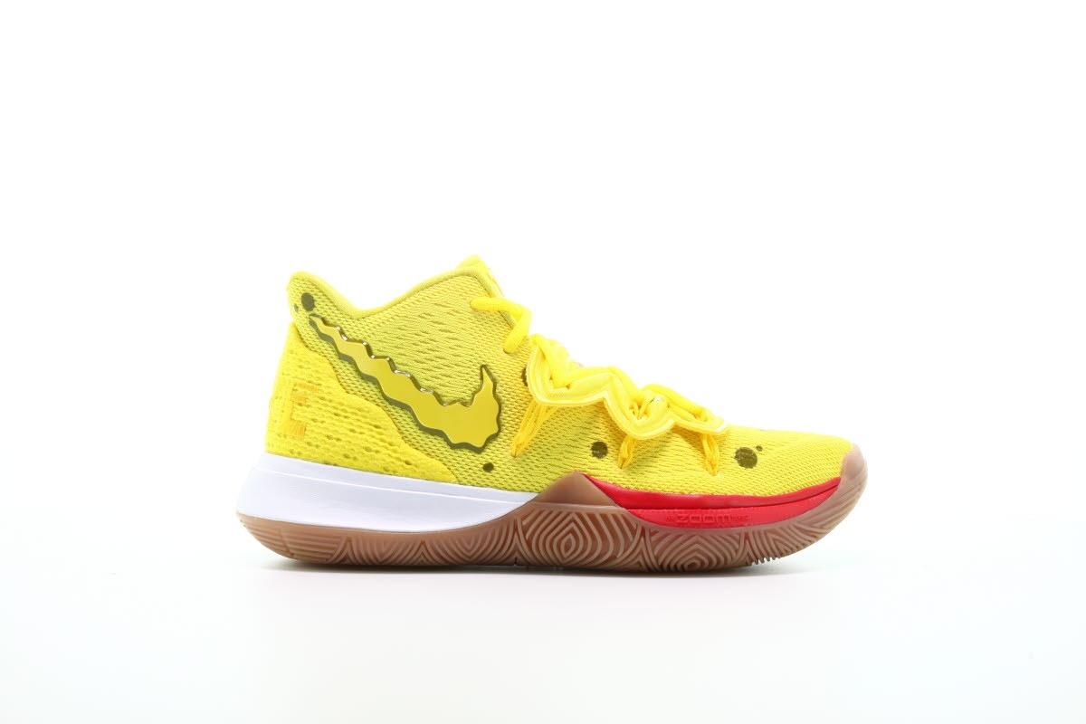 Nike x Spongebob Kyrie 5 SpongeBob SquarePants