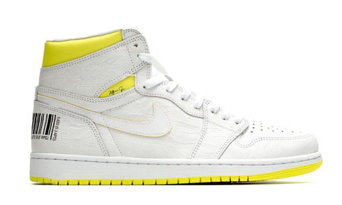 new high fashion style differently Nike Air Jordan 1 High OG First Class Flight