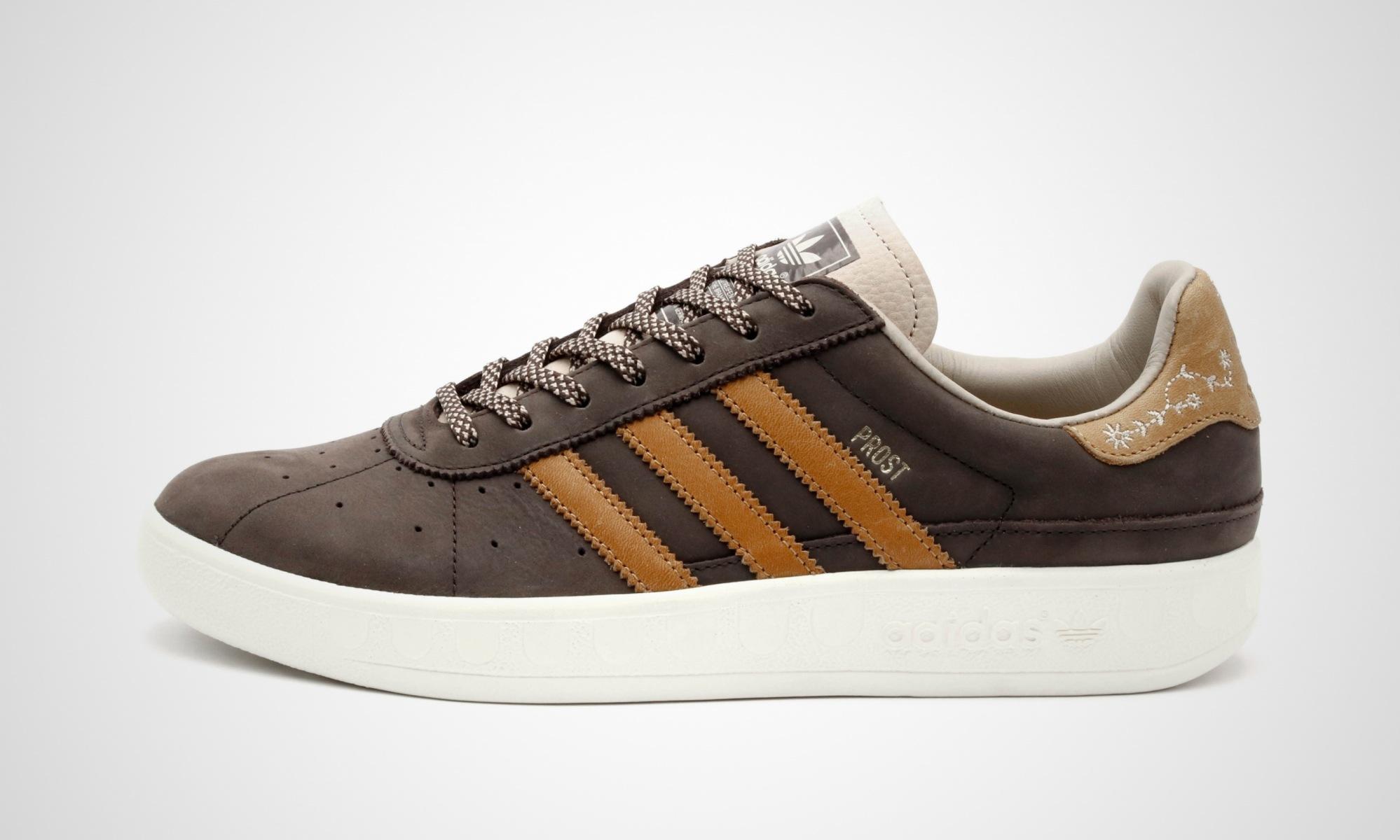 adidas München Schuhe schwarz weiß gold