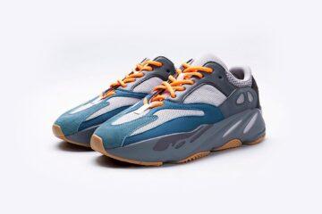 Beliebte Beliebt Adidas Yeezy 350 Blau Mann Schuhe Niedrig