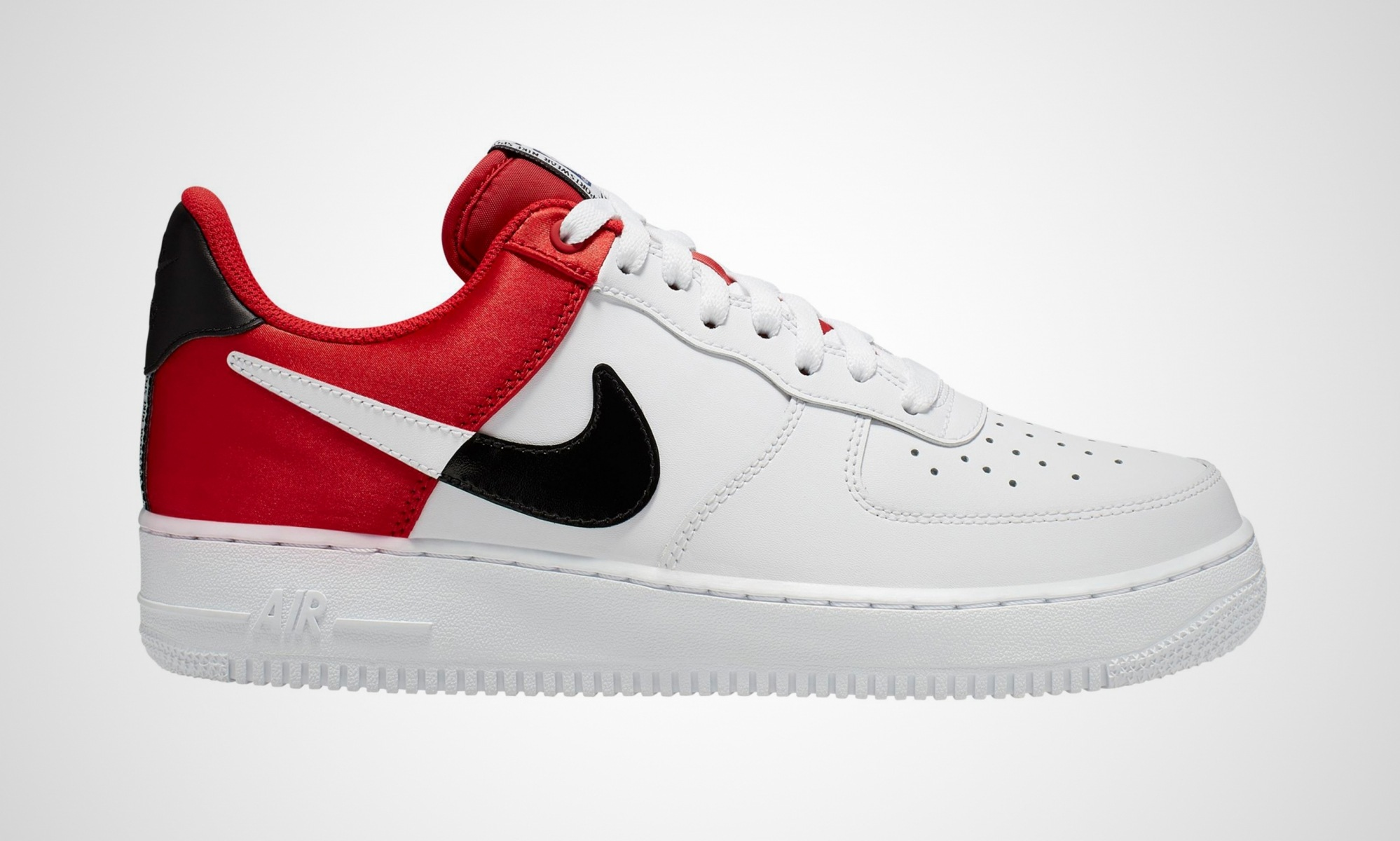 Nike Air Force 1 '07 LV8 Red White