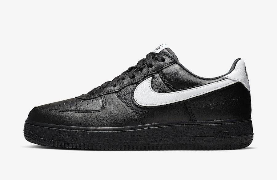 Nike Air Force 1 Low Retro QS Schwarz F001