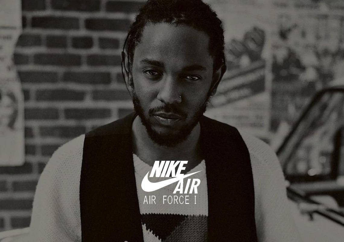 Nike Air Force 1 x Kendrick Lamar Release im Sommer 2020?